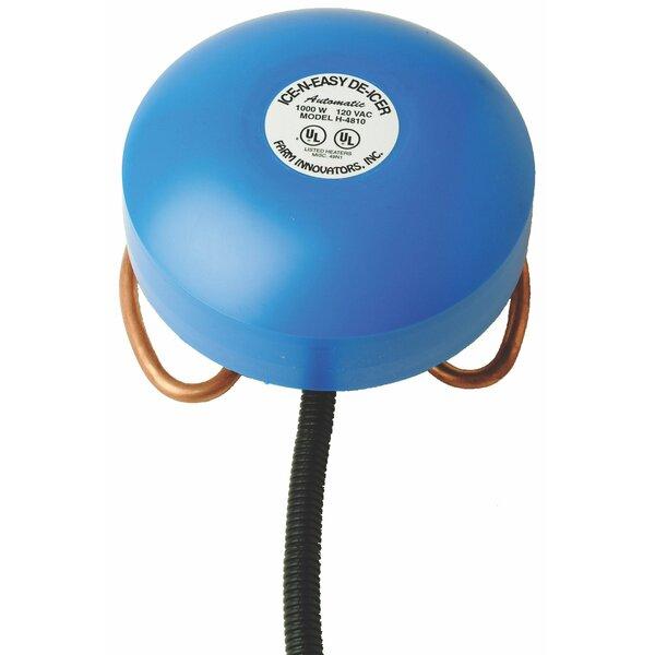 Ice-N-Easy Stock Tank Water Heater Float by Farm Innovators