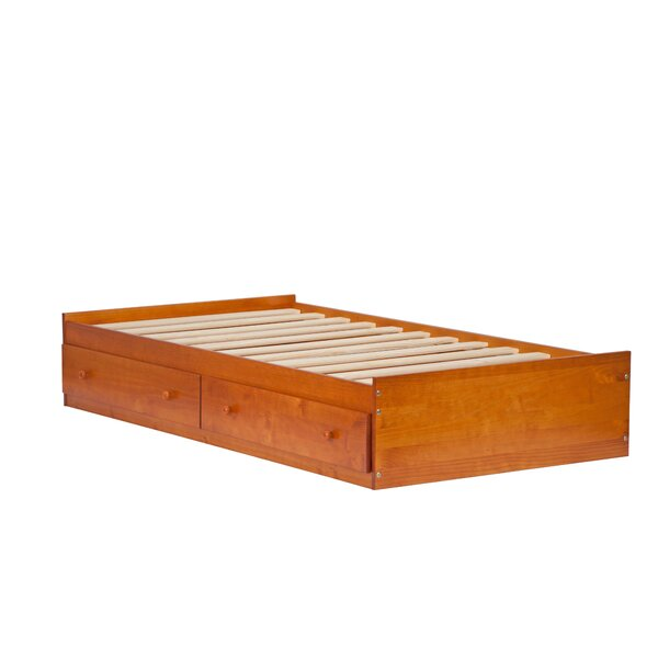 Wales Mate's & Captain's Bed With Drawers By Charlton Home