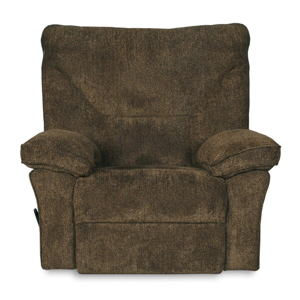 Algillo Manual Swivel Glider Recliner by Loon Peak