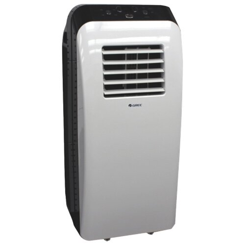 Gree 10,000 BTU Energy Star Portable Air Conditioner with Remote by Homevision Technology