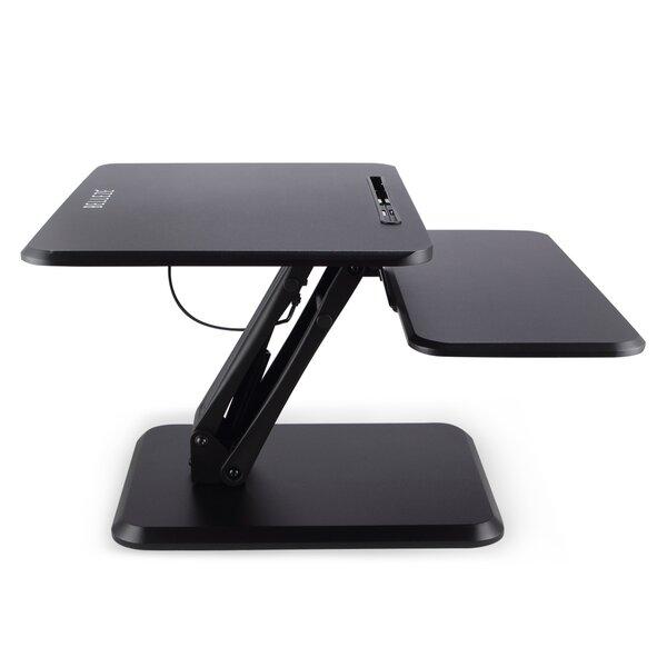 Laguerre Computer Riser Standing Desk Converter by Symple Stuff