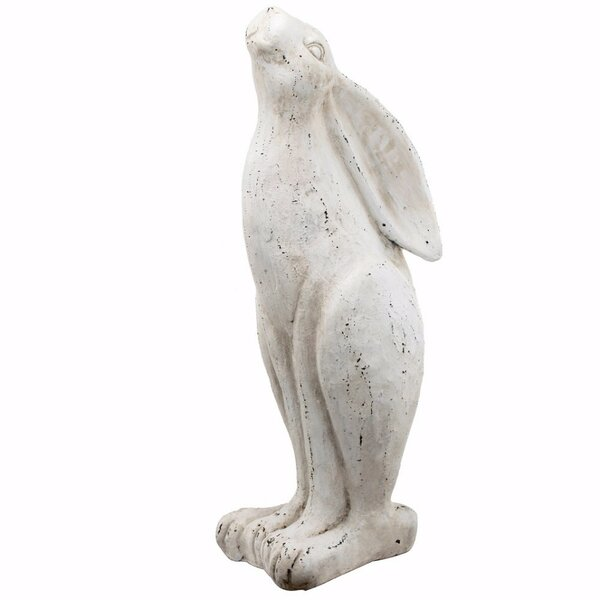 Bear River Enchanting Magnesia Rabbit Statue by One Allium Way
