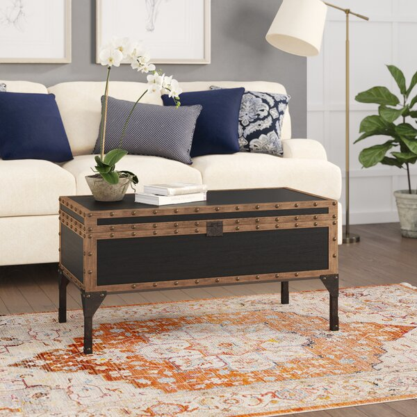 Radway Travel Coffee Table with Storage by Astoria Grand