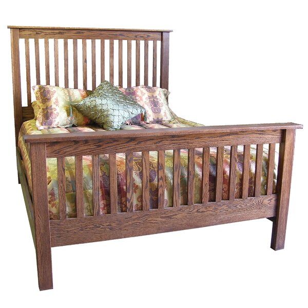 Chassidy Queen Standard Bed by Loon Peak
