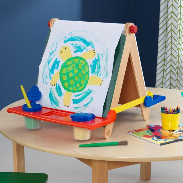 Tabletop Double Sided Board Easel by KidKraft