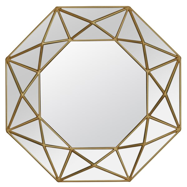 Geo Wall Mirror by Varaluz