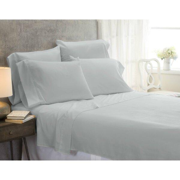 Cayetano Luxury Ultra Comfort Sheet Set by Ebern Designs