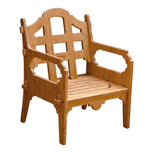 Burliegh Patio Chair by Loon Peak