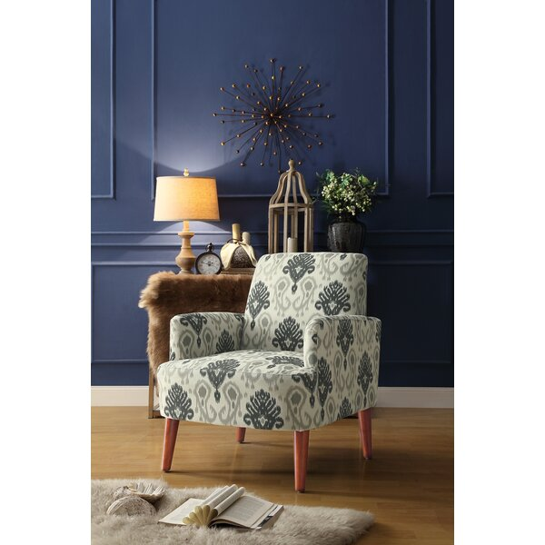 Bremner Armchair by Bungalow Rose