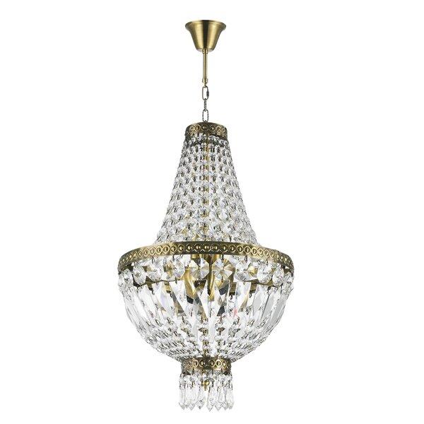 Weisser 5-Light Unique / Statement Empire Chandelier by Astoria Grand Astoria Grand