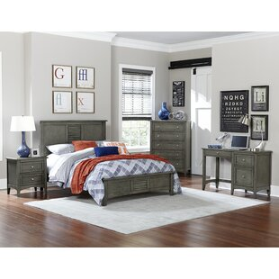 Socorro Panel Configurable Bedroom Set By Charlton Home