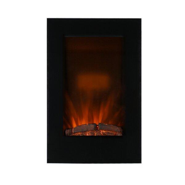 Troncoso Vertical Wall Mounted Electric Fireplace by Orren Ellis Orren Ellis