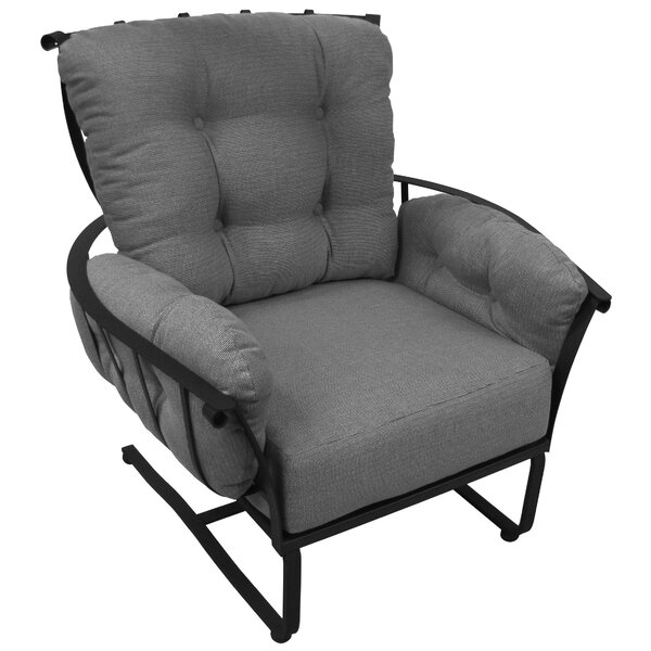 Vinings Deep Seating Chair with Cushion by Meadowcraft