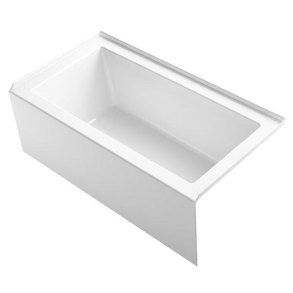 Underscore Soaking Bathtub by Kohler