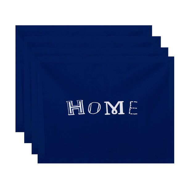 Spoetzl Home Print Placemat (Set of 4) by Red Barrel Studio