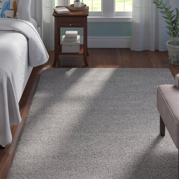 Lilah Gray Area Rug by Andover Mills