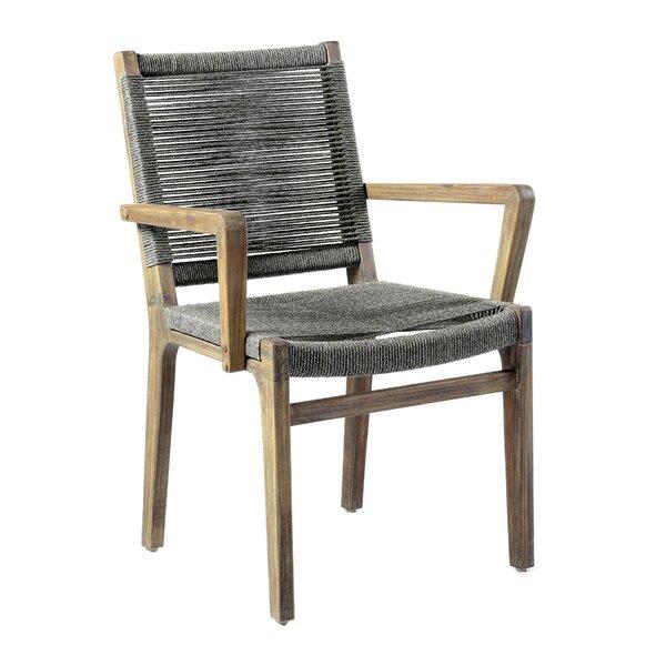 Explorer Oceans Patio Dining Chair (Set of 2) by Seasonal Living