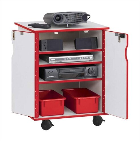 Rainbow Accents® Presentation AV Cart by Jonti-Craft