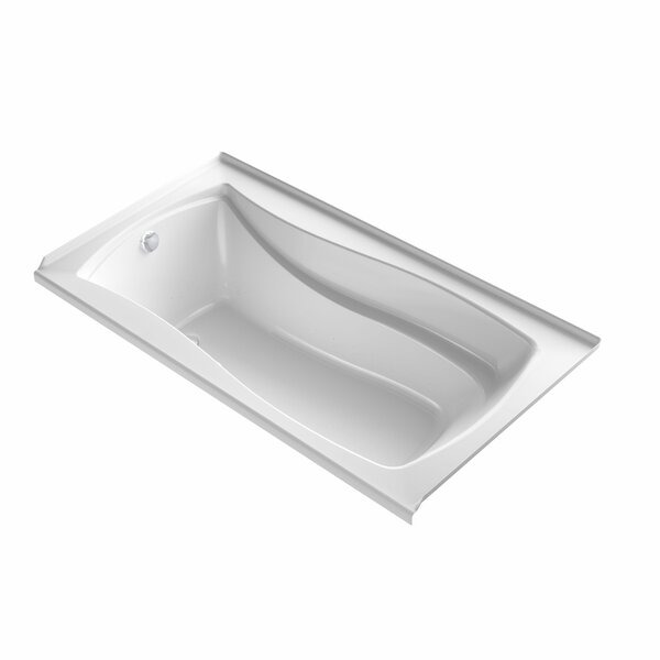 Mariposa 66 x 36 Air Bathtub by Kohler