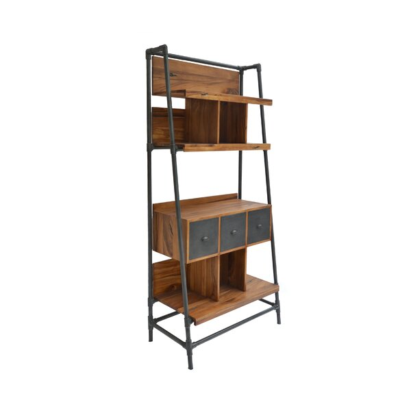 Bobb Standard Bookcase By Williston Forge 2019 Sale