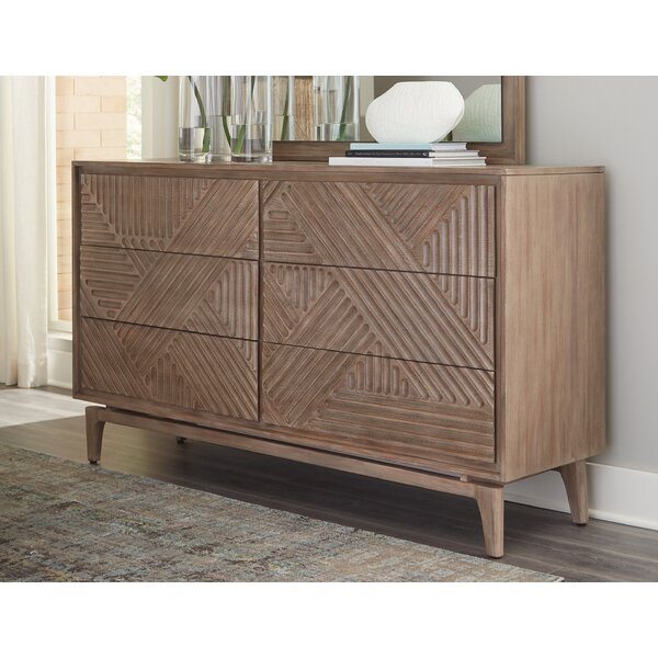 Sudbury 6 Drawer Double Dresser by Corrigan Studio