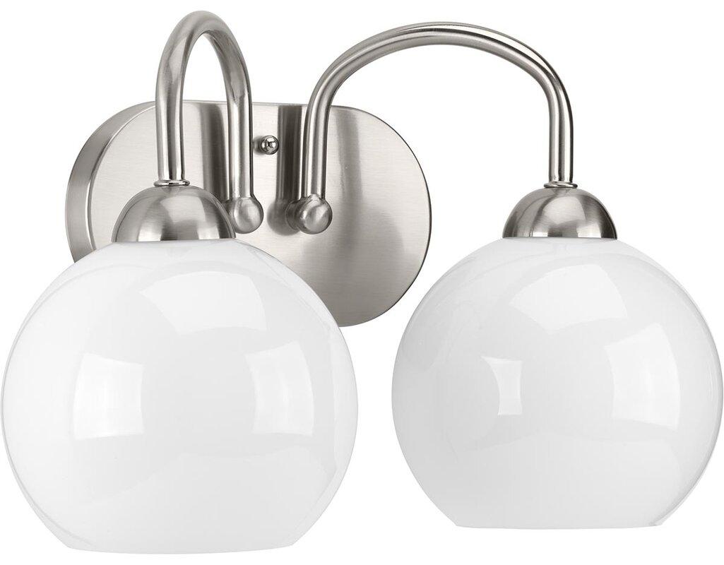 Jaina 2-Light Vanity Light