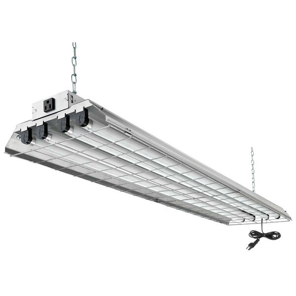 4-Light Fluorescent Heavy-Duty High Bay by Lithonia Lighting