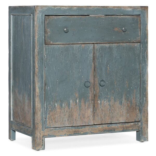 Boheme 2 Door Accent Cabinet by Hooker Furniture Hooker Furniture