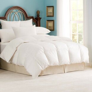 Shop Nirvana 700 Lightweight Down Comforter By Downright