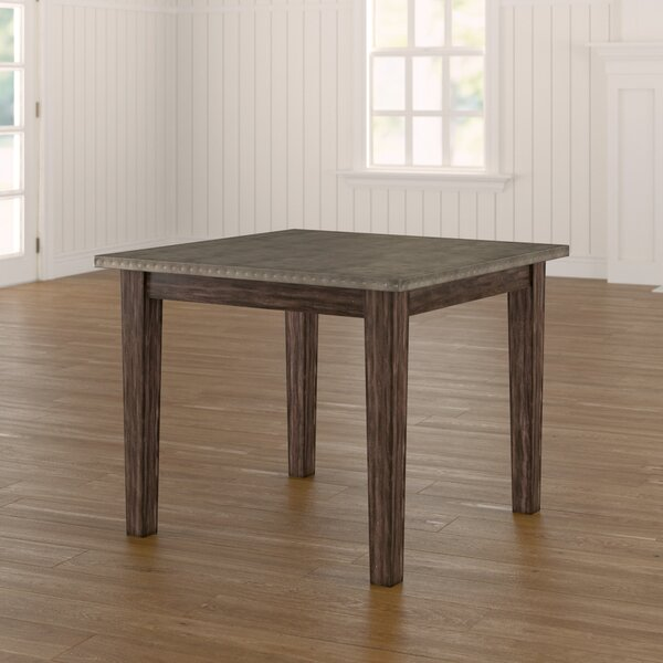 Marez Vintage Dining Table by Gracie Oaks