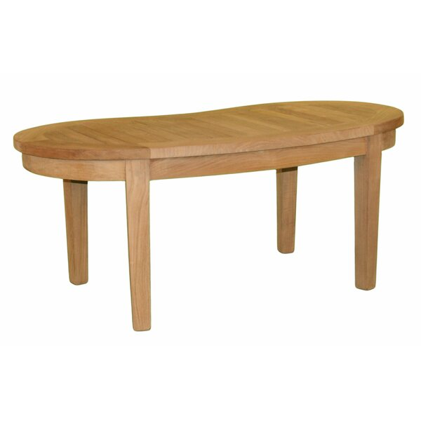 Half Moon Coffee Table by Jewels of Java