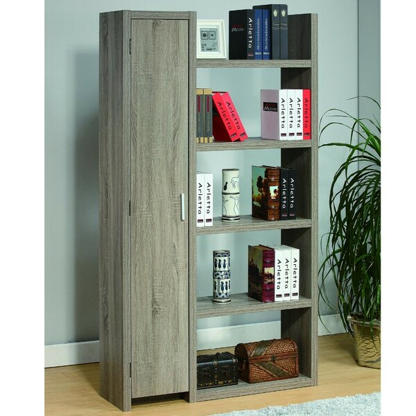 Hogarth Display with 5 Open Shelves Standard Bookcase by Ivy Bronx