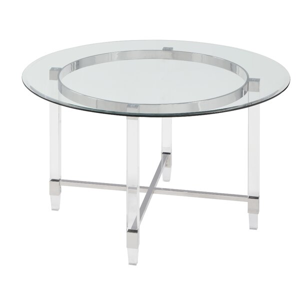 Dwain Dining Table by Mercer41 Mercer41