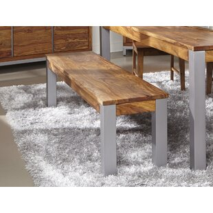 Cullen Dining Wood Bench by Foundry Select