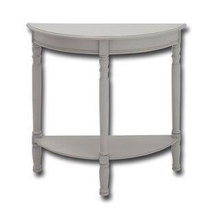Serena Demilune Console Table by Urban Designs