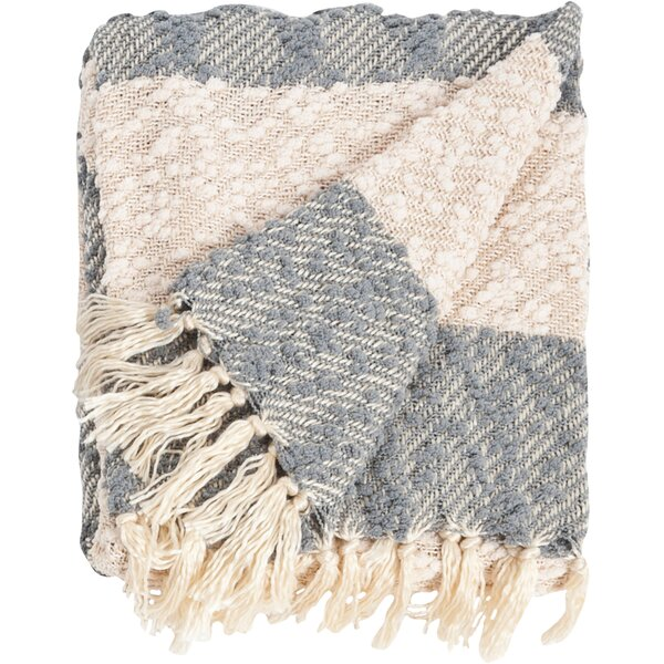 Erith Nubby Design Throw by The Twillery Co.