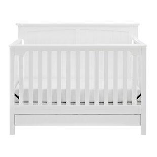 Best Davenport 4-in-1 Convertible Crib with Storage ByStorkcraft