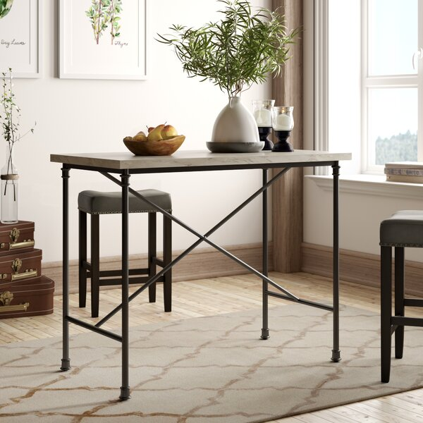 Castille Counter Height Table By Birch Lane™ Heritage Best Design