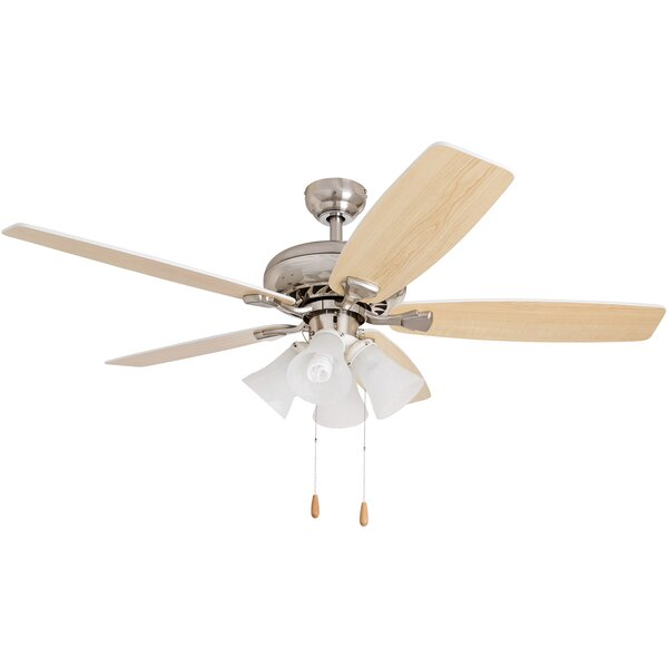 52 Redfern Contemporary 5-Blade Ceiling Fan by Andover Mills
