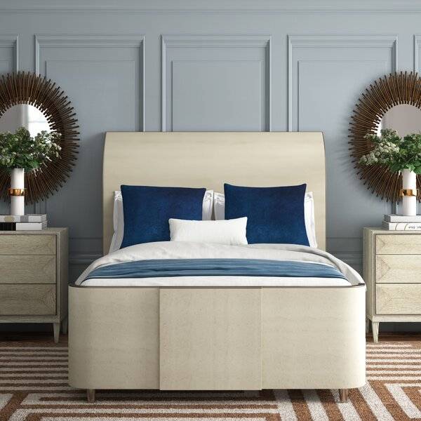 Keep Under Wraps Standard Bed by Caracole Classic