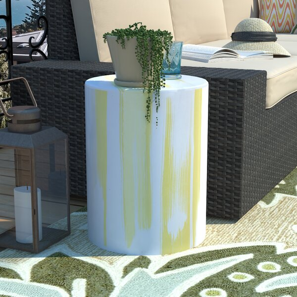 Gwendolyn Garden Stool by Latitude Run