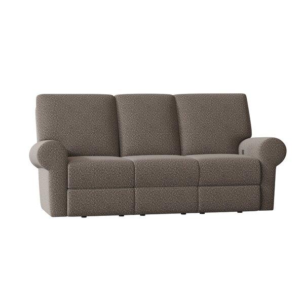 Eddison Reclining Sofa By Wayfair Custom Upholstery™