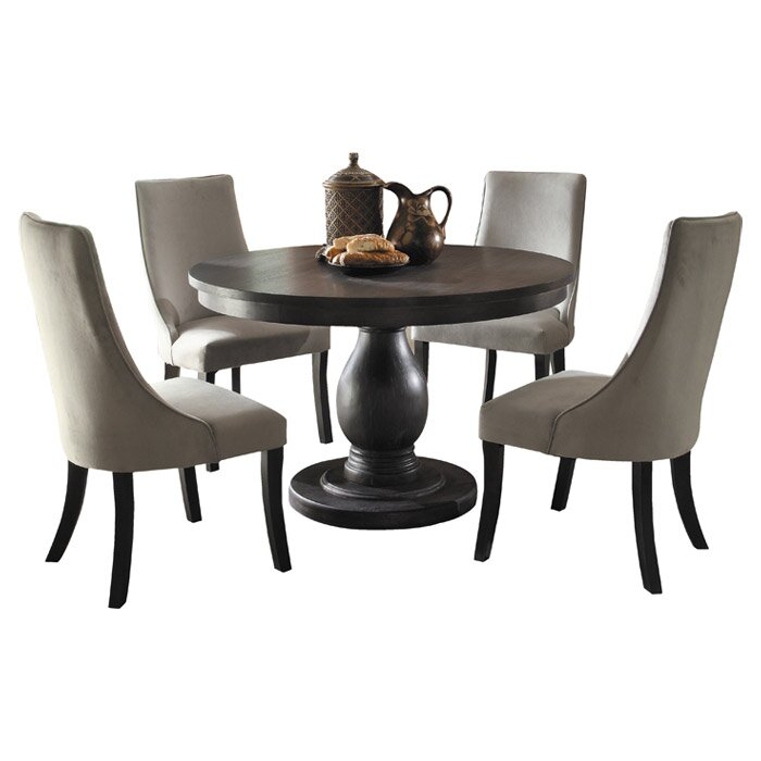 Three Piece Kitchen Table Set Three posts barrington dining table reviews wayfair barrington dining table workwithnaturefo