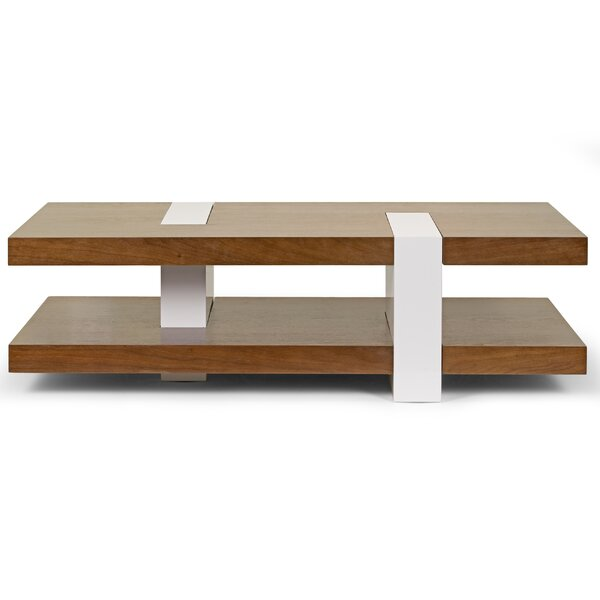 Colella Modern Coffee Table by Wrought Studio