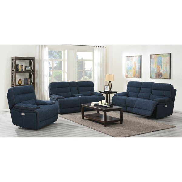 Avis 2 Piece Reclining Living Room Set by Winston Porter