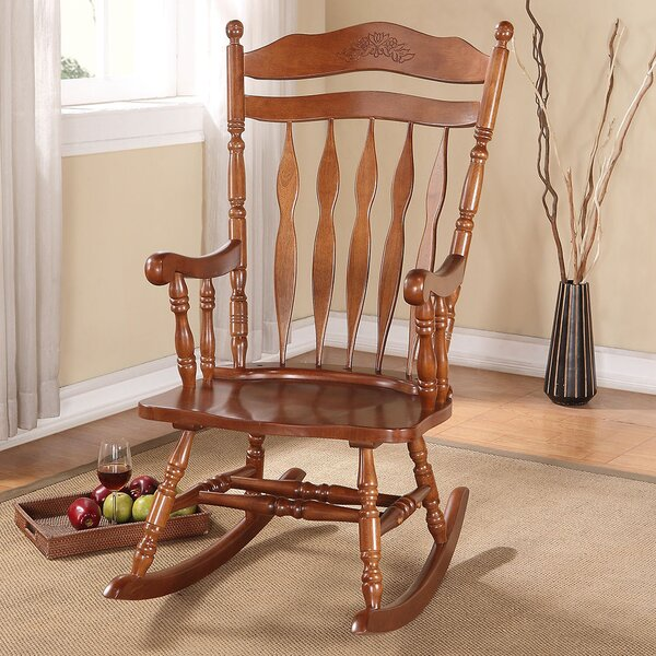 Megan Rocking Chair by A&J Homes Studio