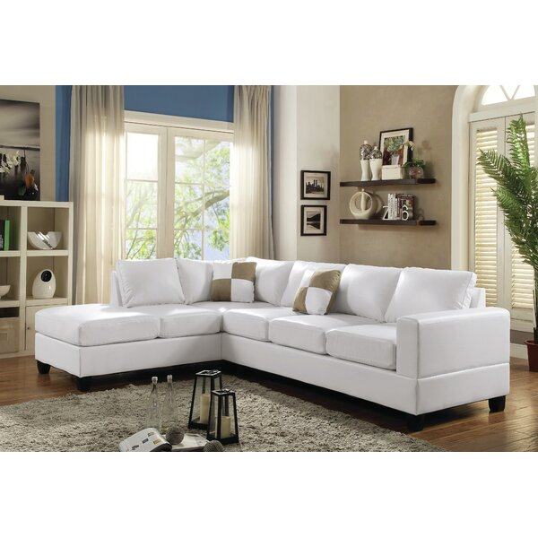 Childress Reversible Sectional by Andover Mills