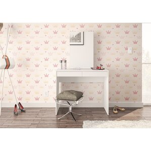 Kenzie Vanity with Mirror by Zipcode Design