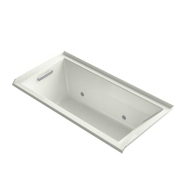 Underscore 60 x 30 Soaking Bathtub by Kohler