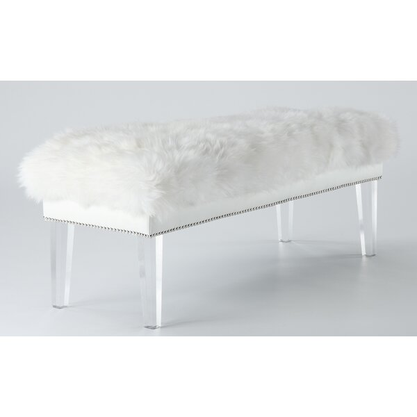 Ottavia Upholstered Bench By Willa Arlo Interiors by Willa Arlo Interiors Today Sale Only